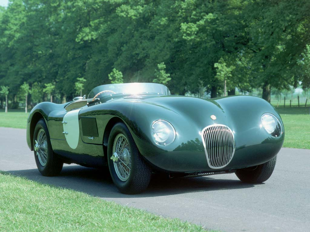 Jaguar c-type photo - 2