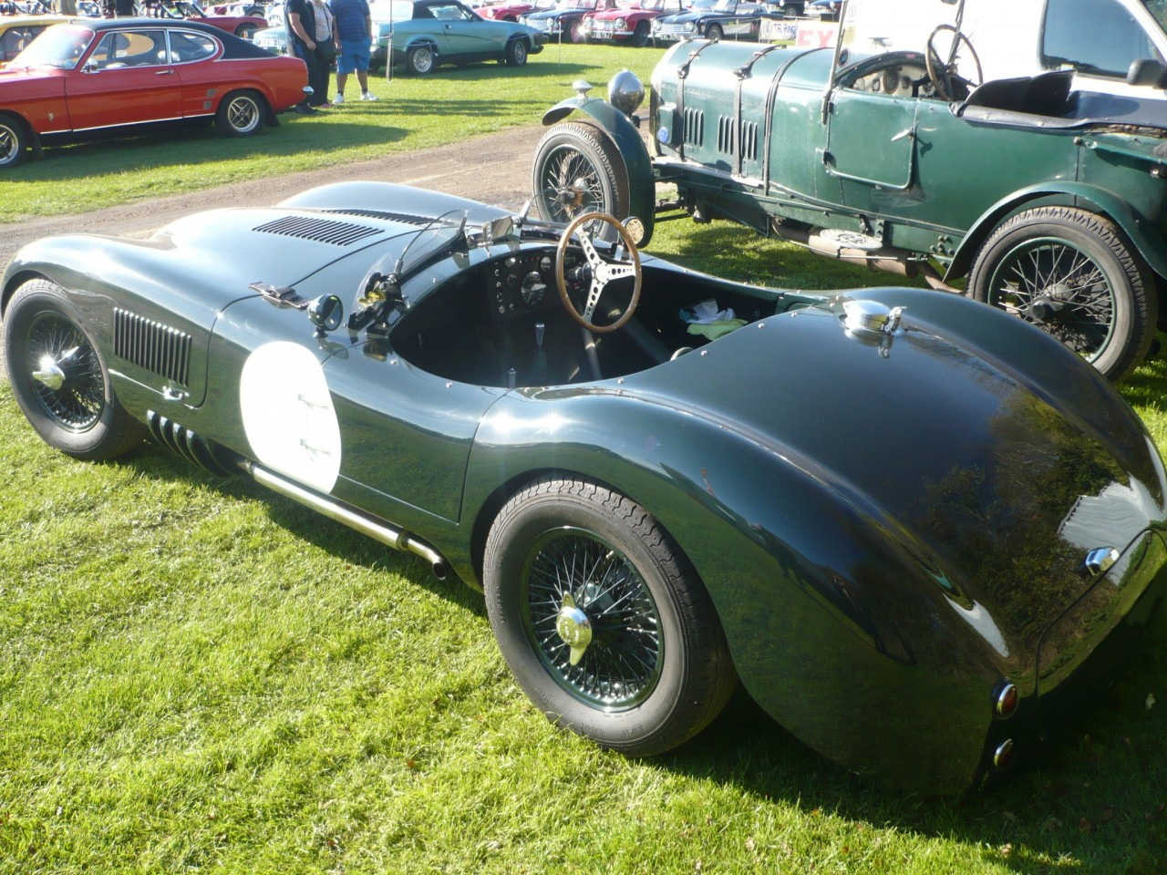 Jaguar c-type photo - 4