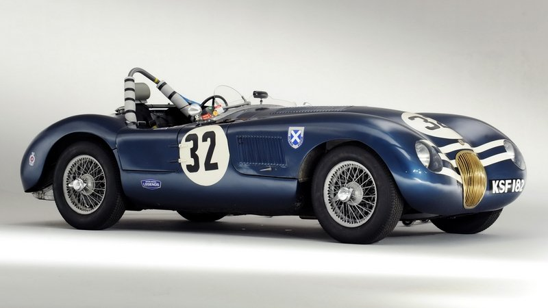 Jaguar c-type photo - 5