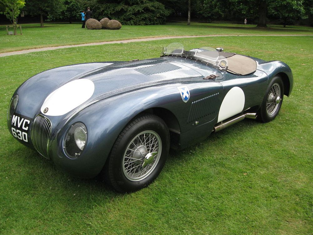 Jaguar c-type photo - 7