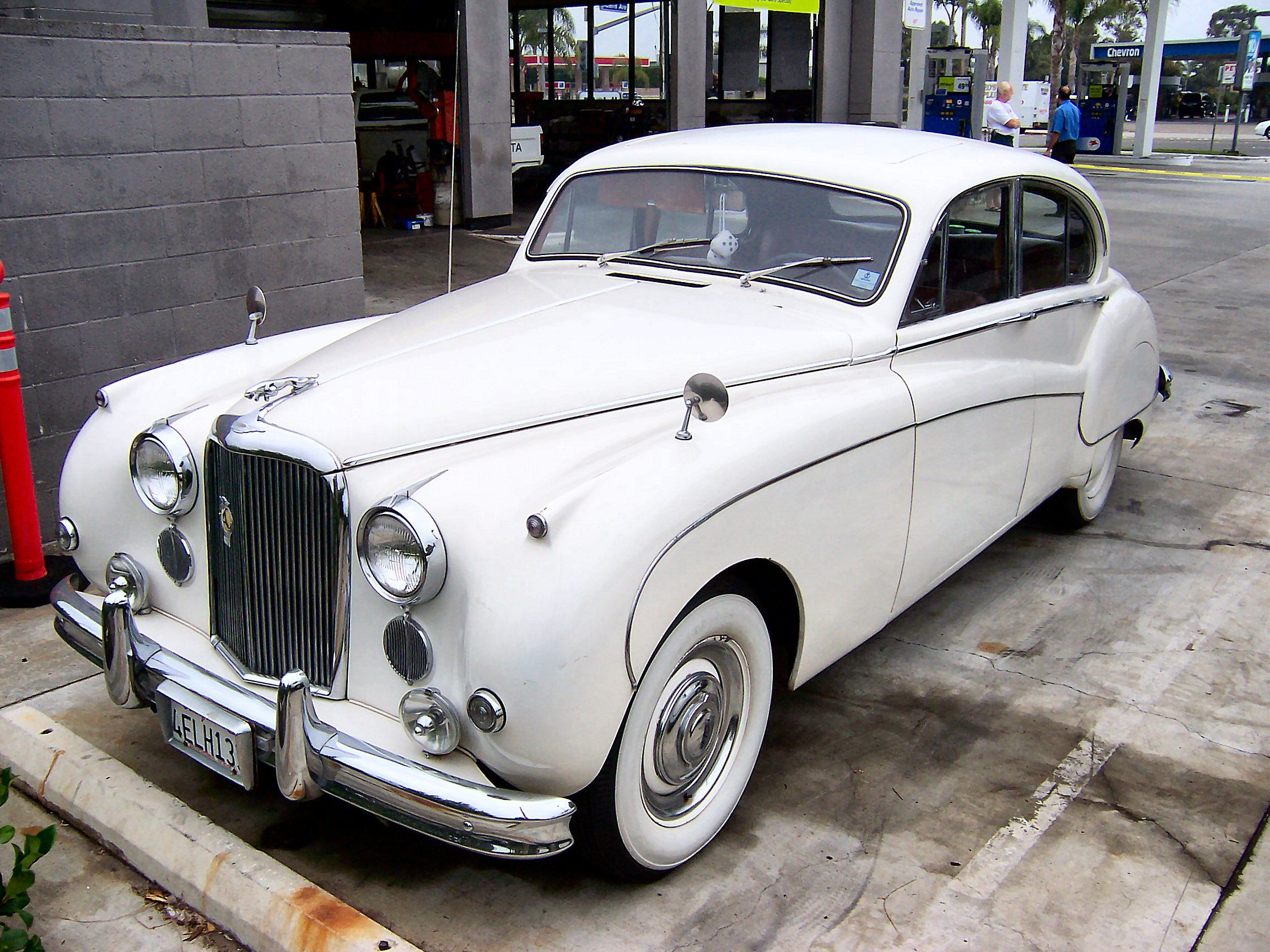 Jaguar mk.i photo - 10