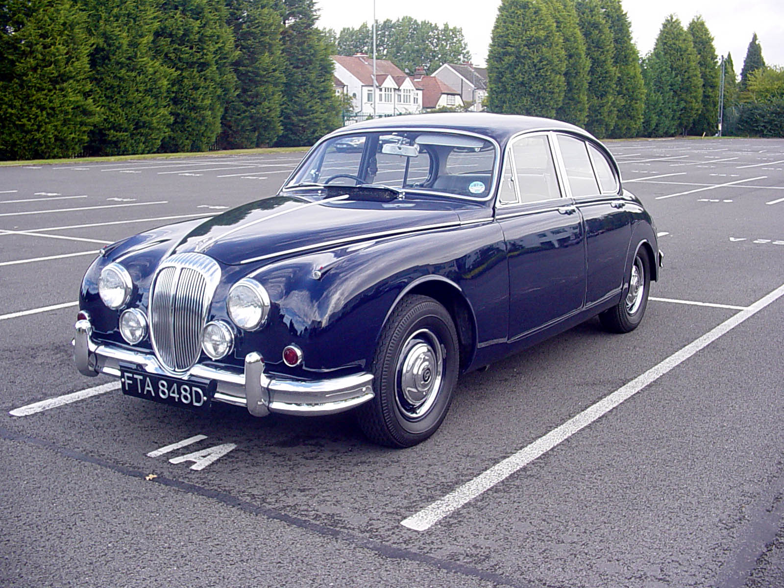 Jaguar mk.i photo - 2