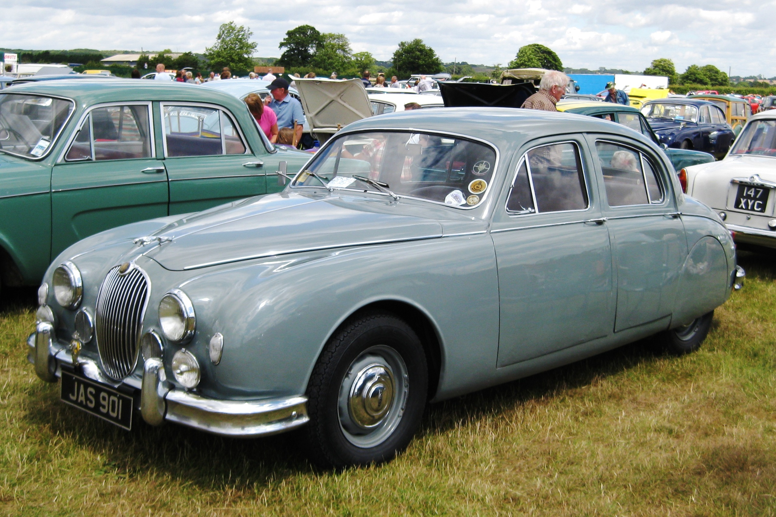 Jaguar mk.i photo - 3