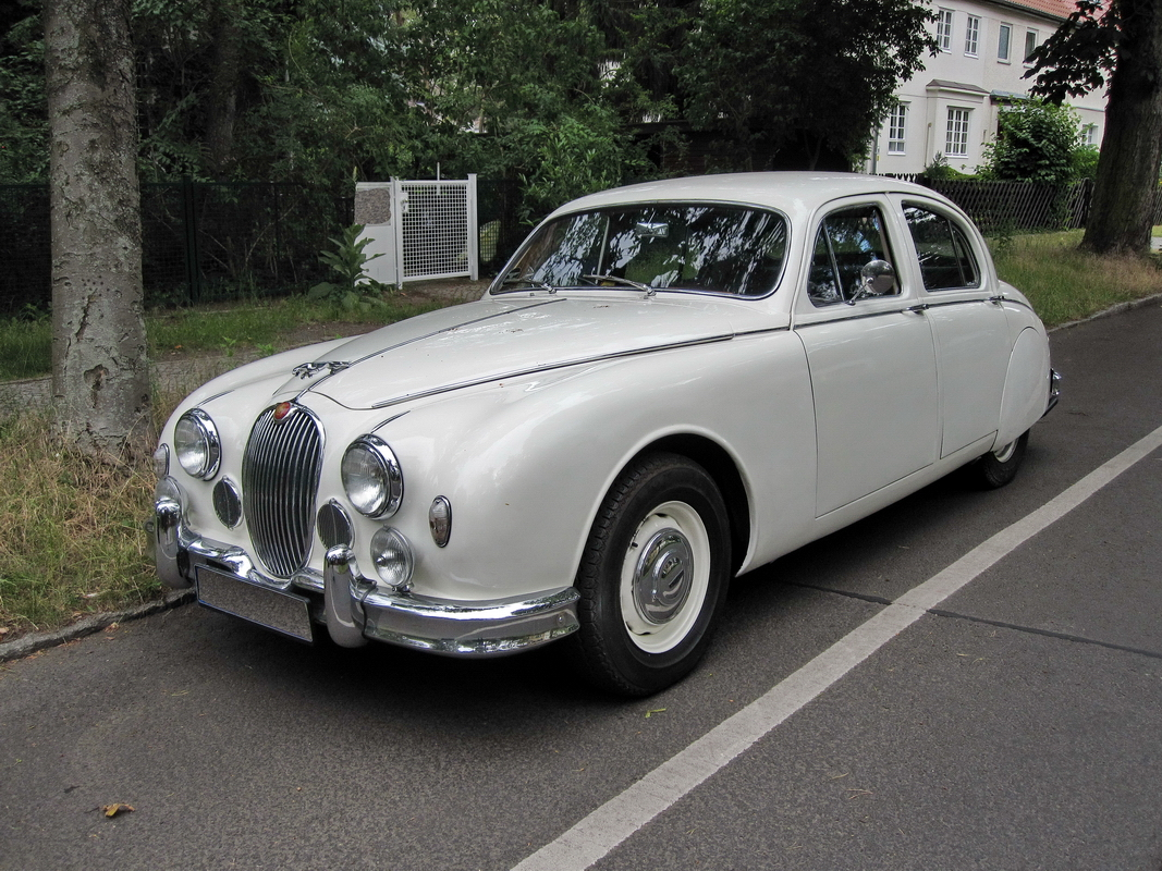 Jaguar mk.i photo - 5