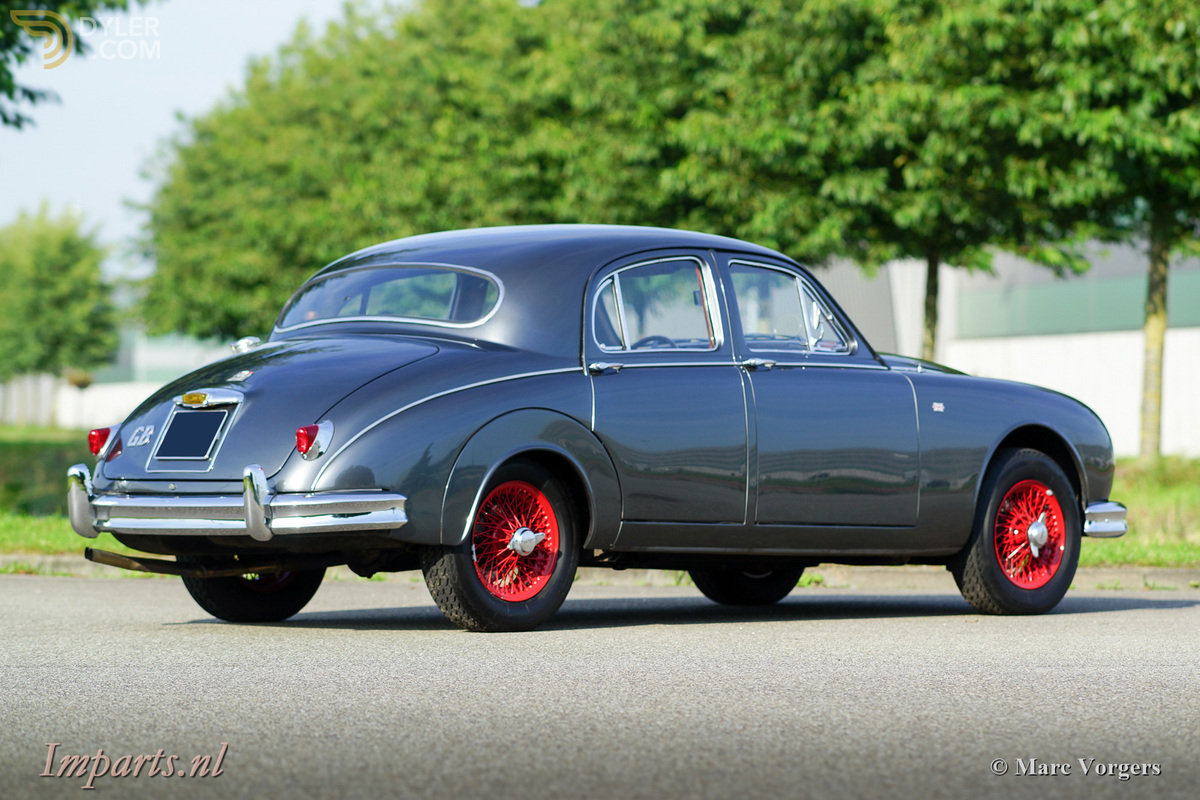 Jaguar mk.i photo - 6
