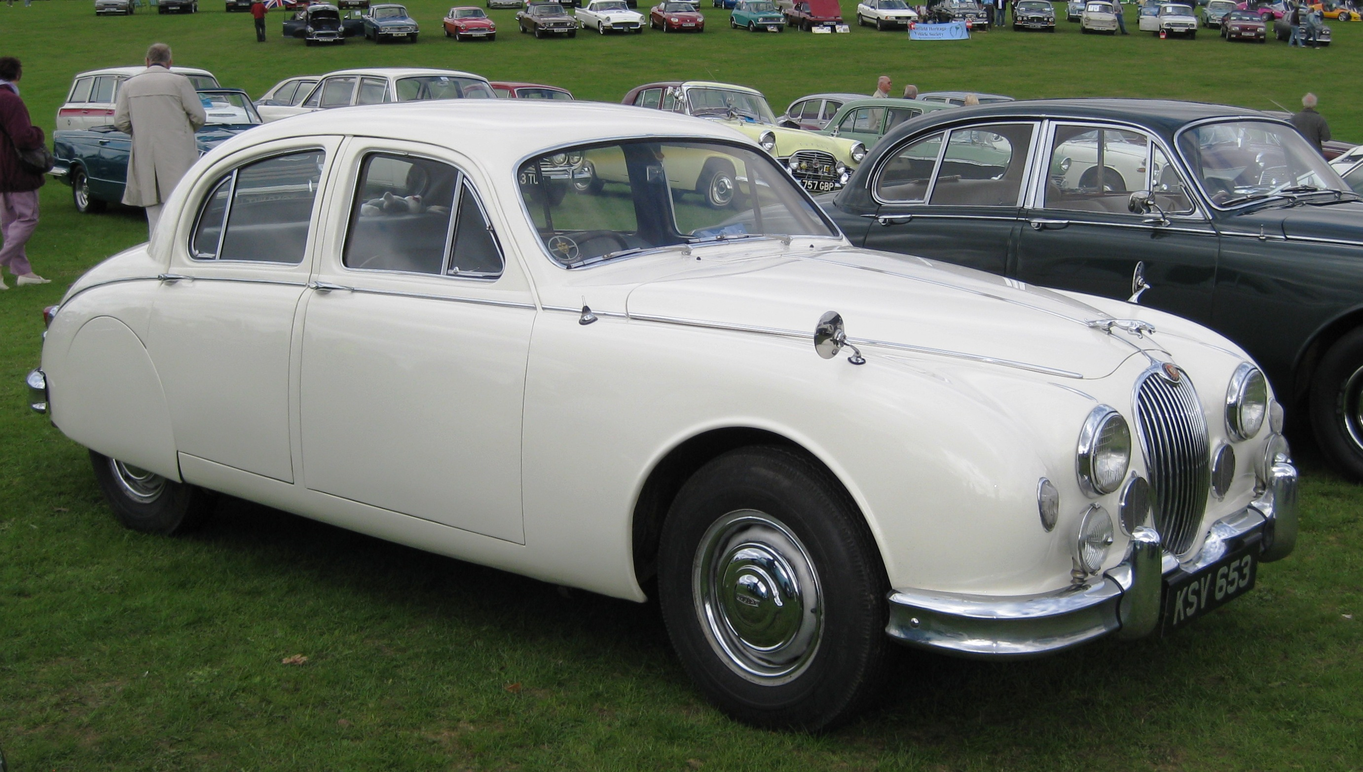 Jaguar mk.i photo - 7