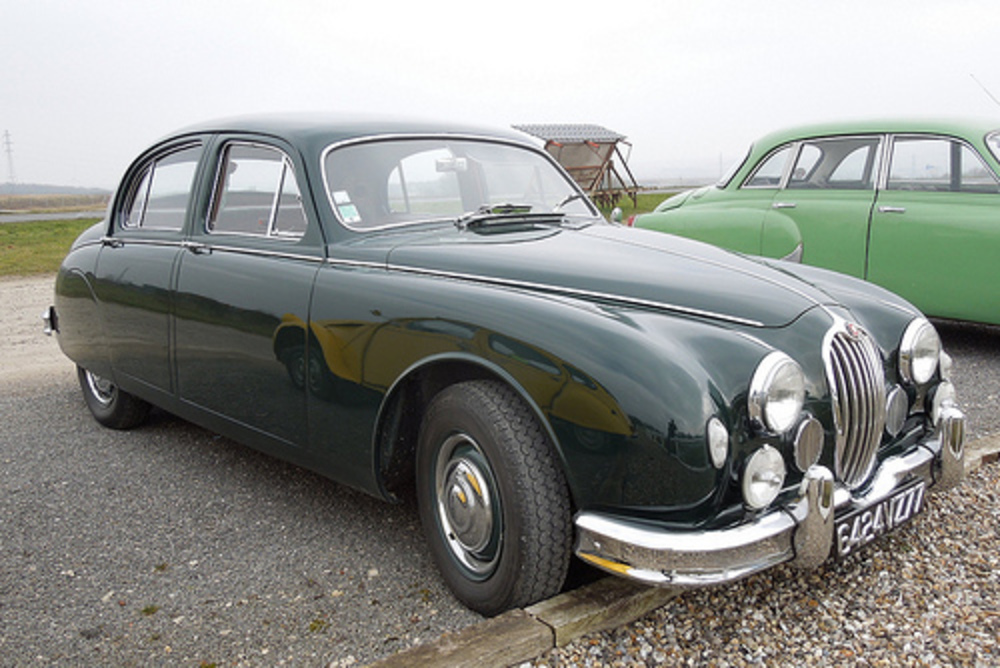 Jaguar mk.i photo - 8