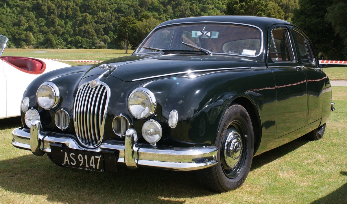 Jaguar mk.i photo - 9