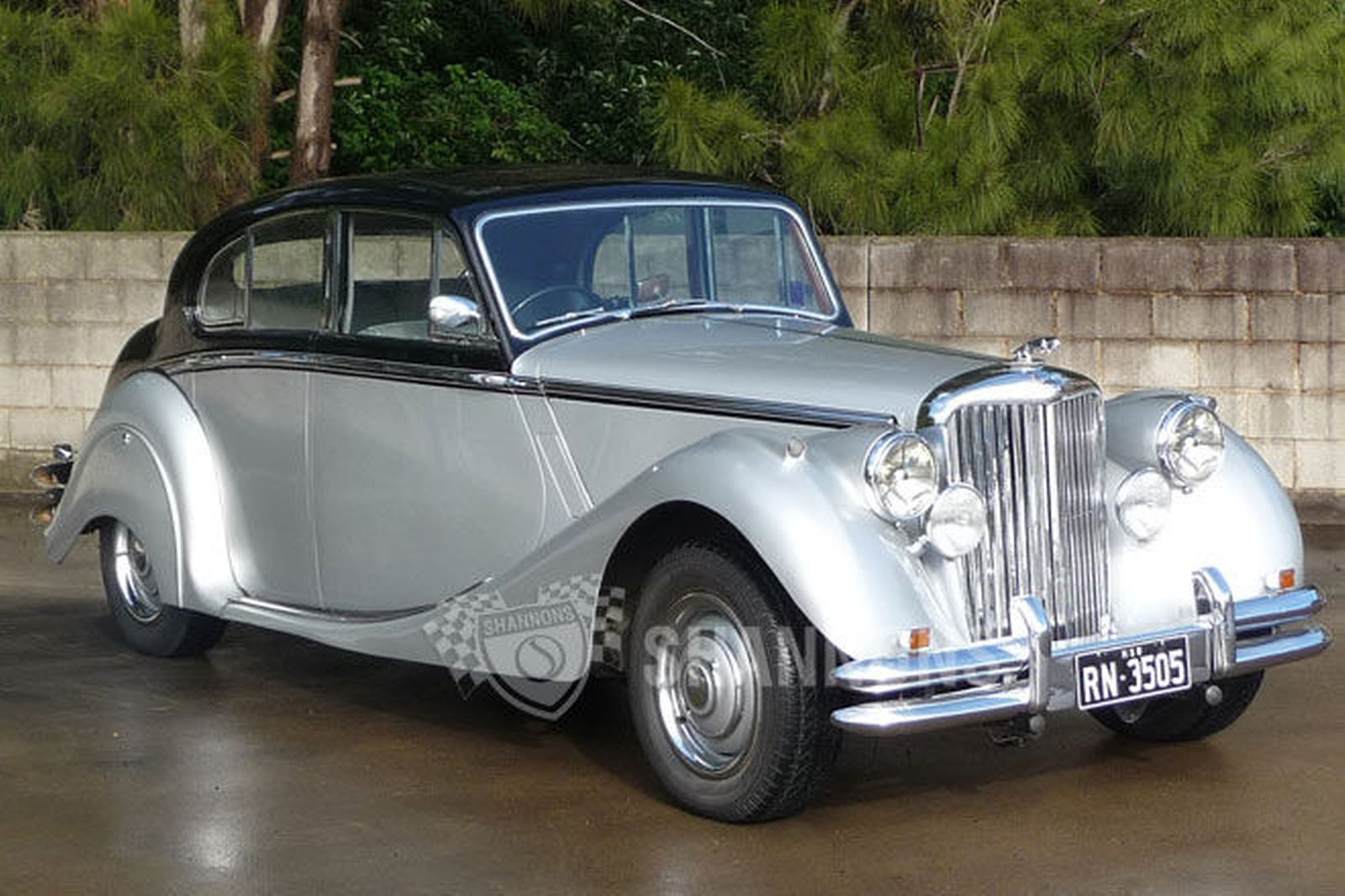 Jaguar mk.v photo - 10