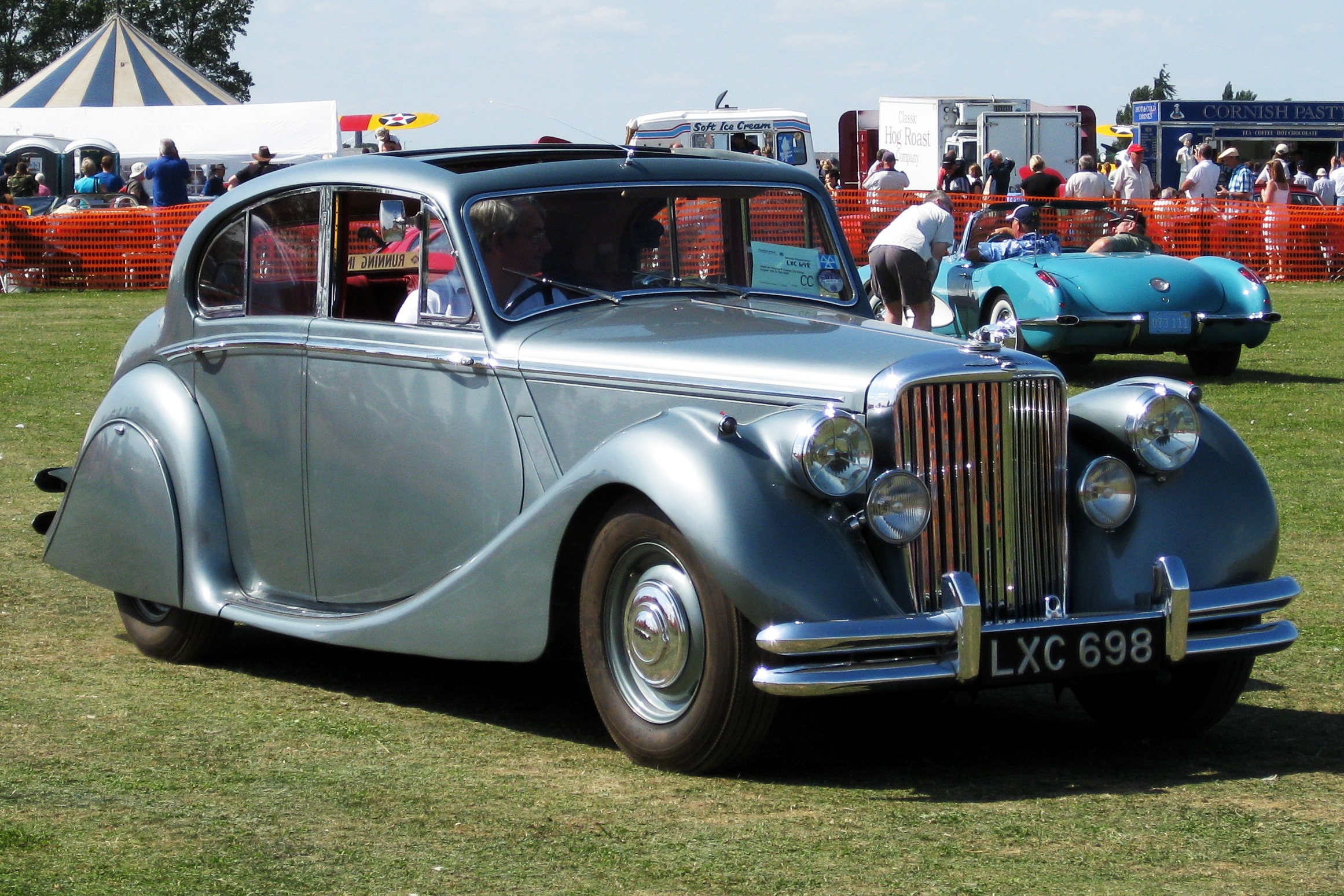 Jaguar mk.v photo - 2