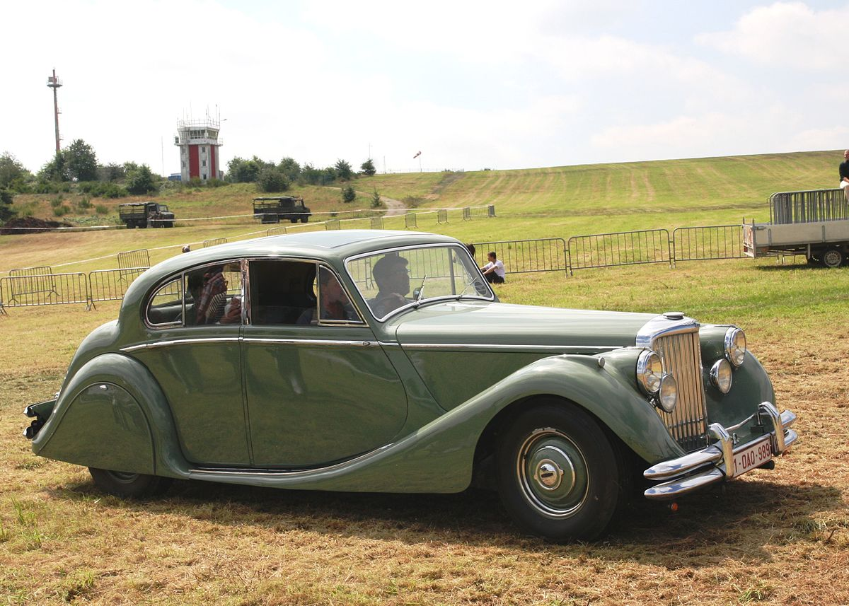 Jaguar mk.v photo - 3