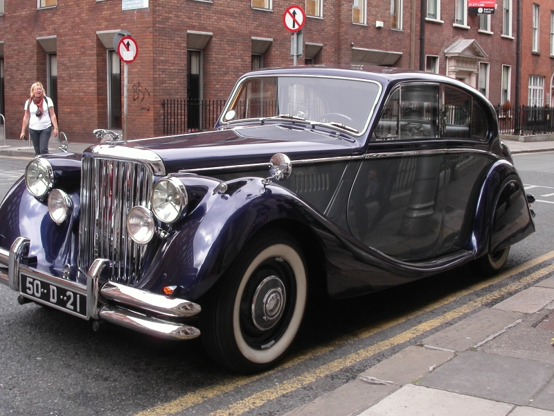 Jaguar mk.v photo - 4