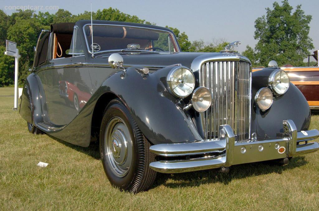 Jaguar mk.v photo - 6