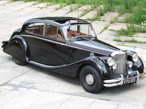 Jaguar mk.v photo - 8