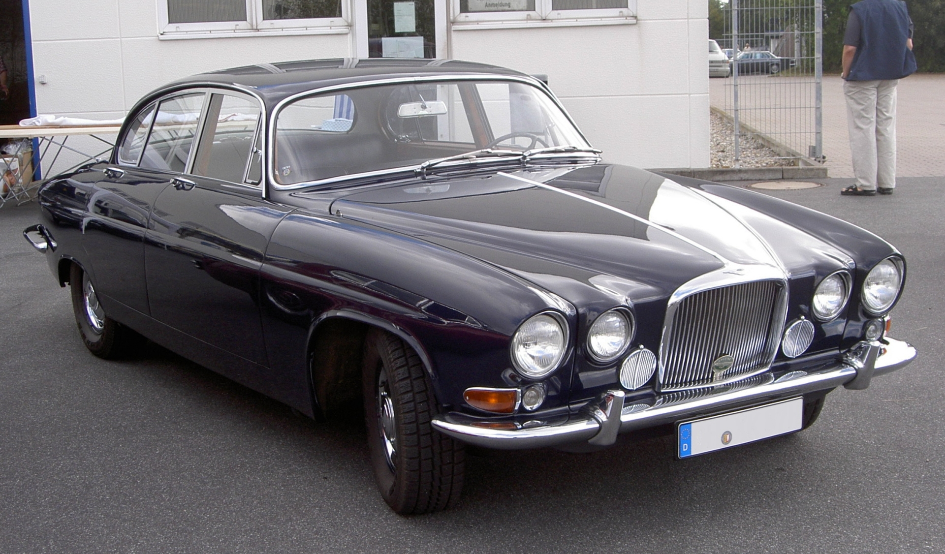 Jaguar mk.x photo - 7
