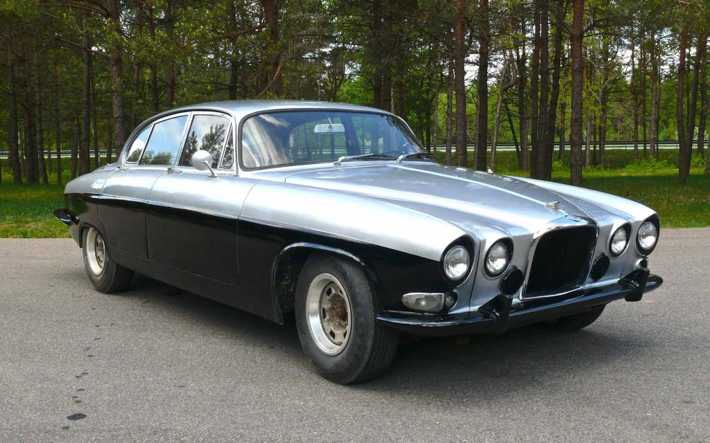 Jaguar mk.x photo - 8