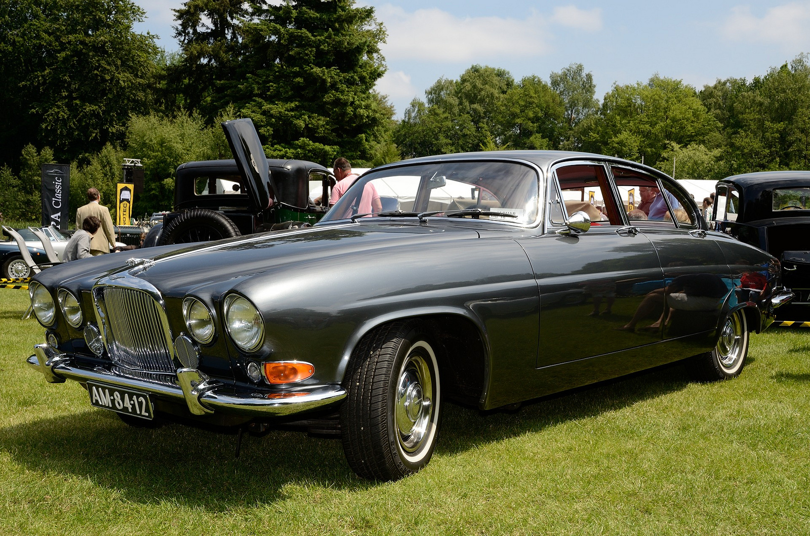 Jaguar mk.x photo - 9