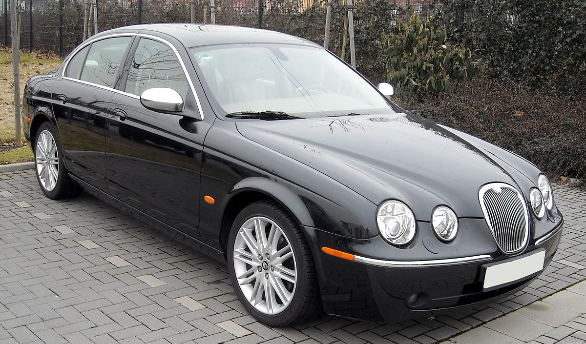 Jaguar s-type photo - 1