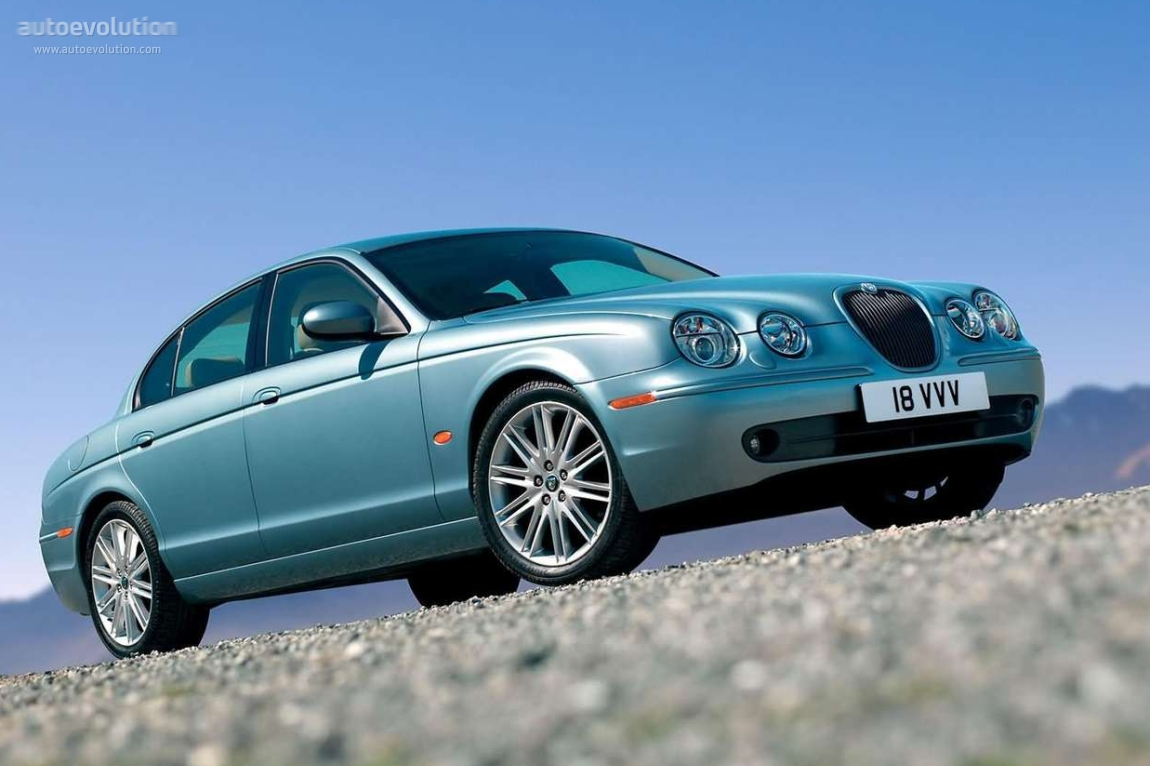 Jaguar s-type photo - 4