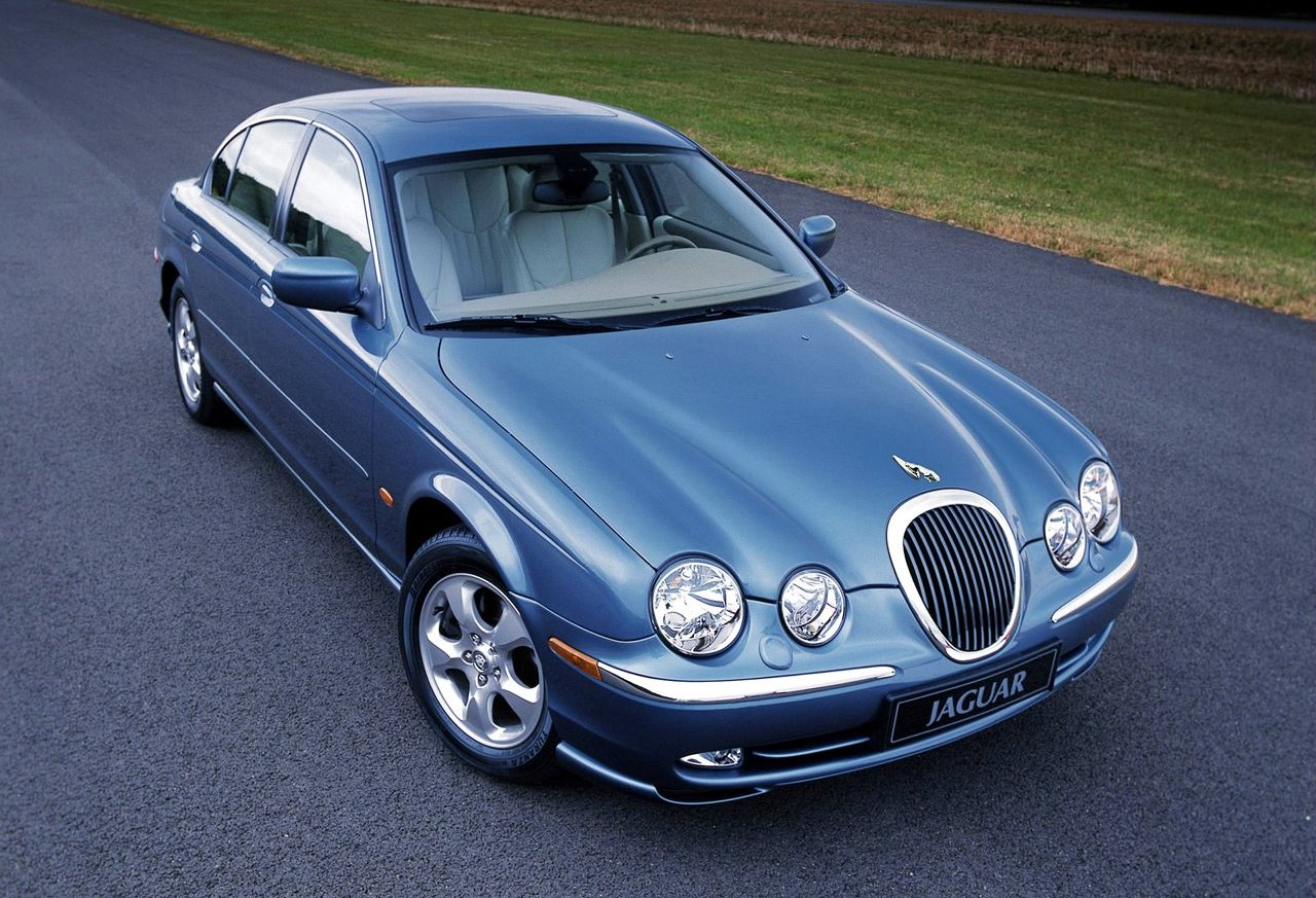 Jaguar s-type photo - 6