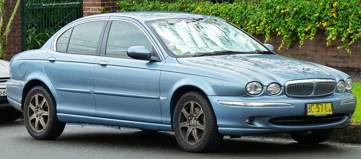 Jaguar x photo - 10