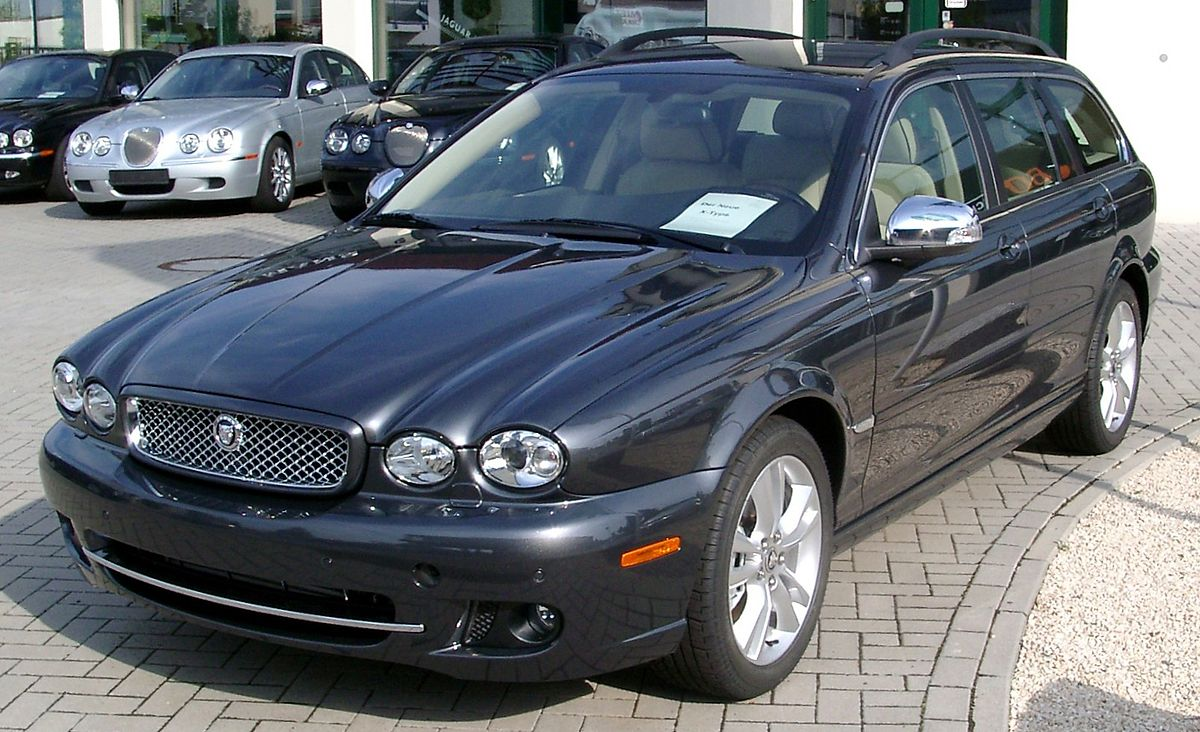 Jaguar x photo - 5