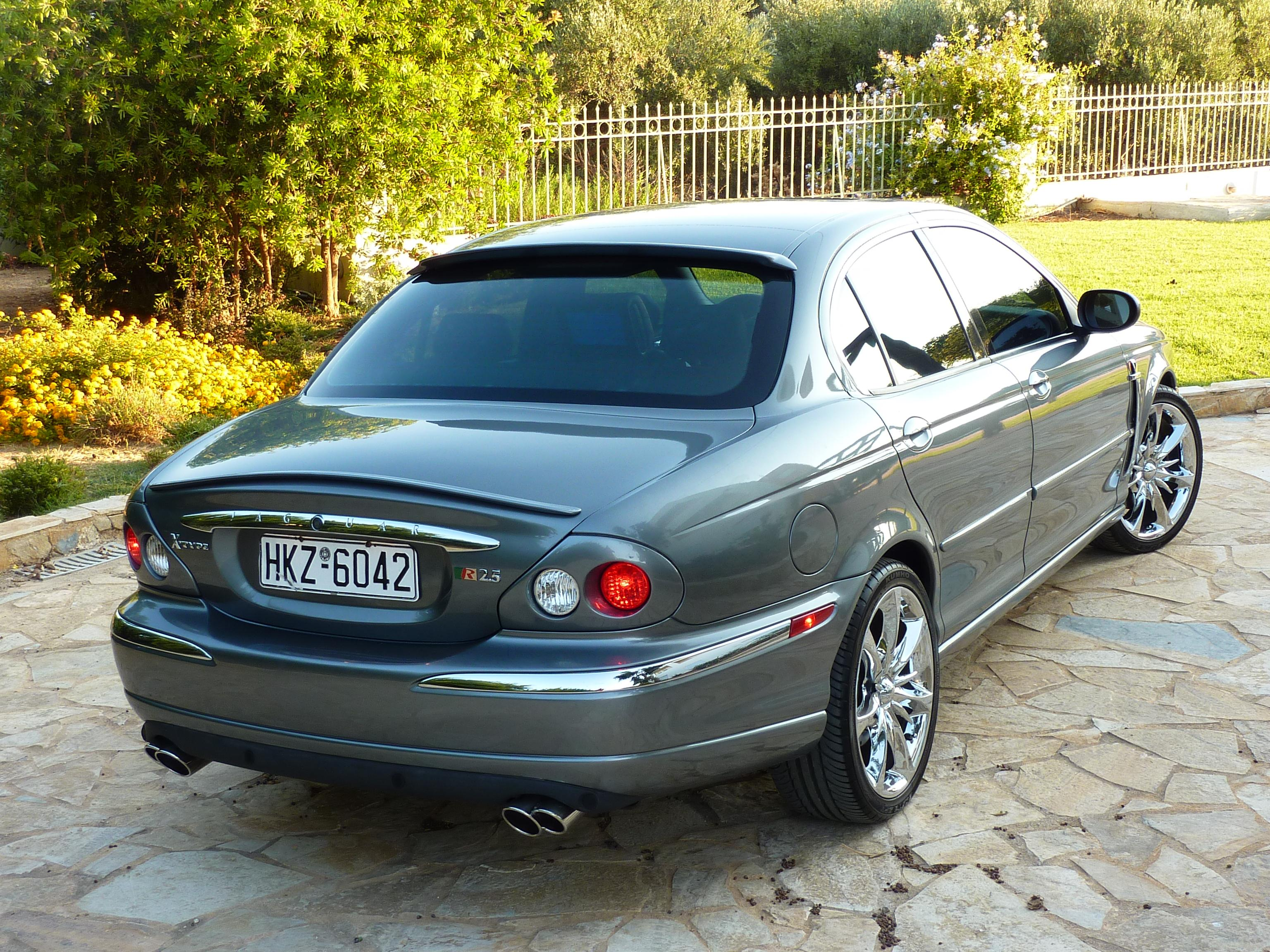 Jaguar x photo - 6