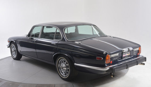 Jaguar xj6l photo - 3