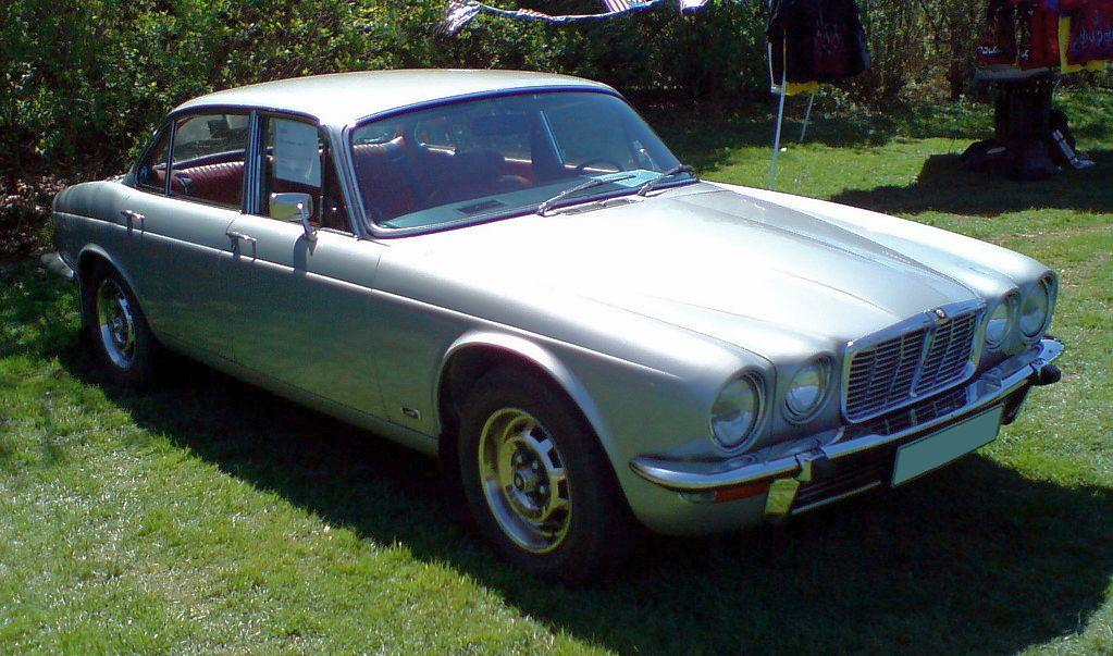 Jaguar xj6l photo - 4
