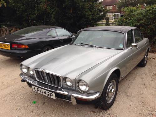 Jaguar xj6l photo - 5