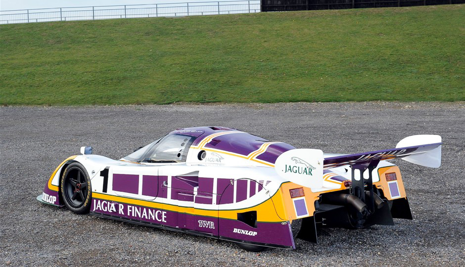 Jaguar xjr-9 photo - 10