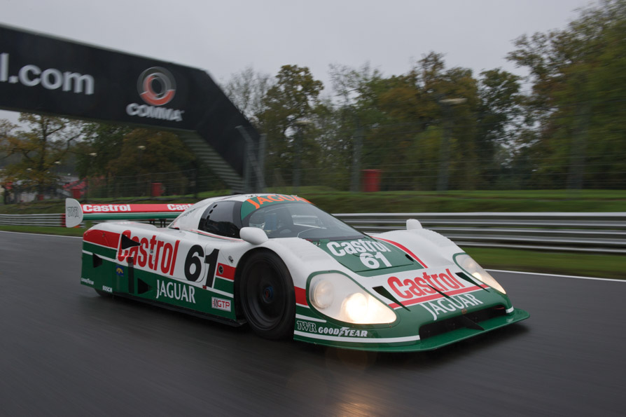 Jaguar xjr-9 photo - 5