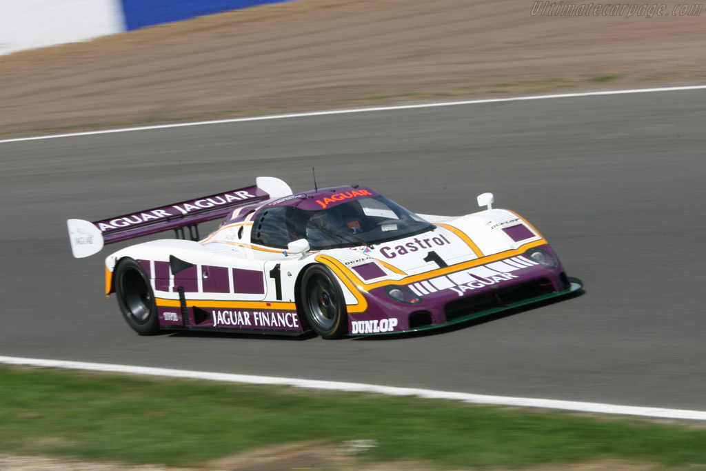 Jaguar xjr-9 photo - 6