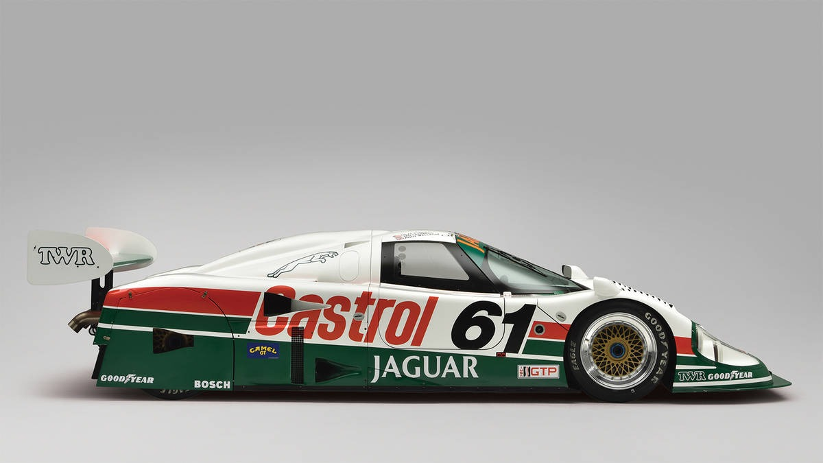 Jaguar xjr-9 photo - 8