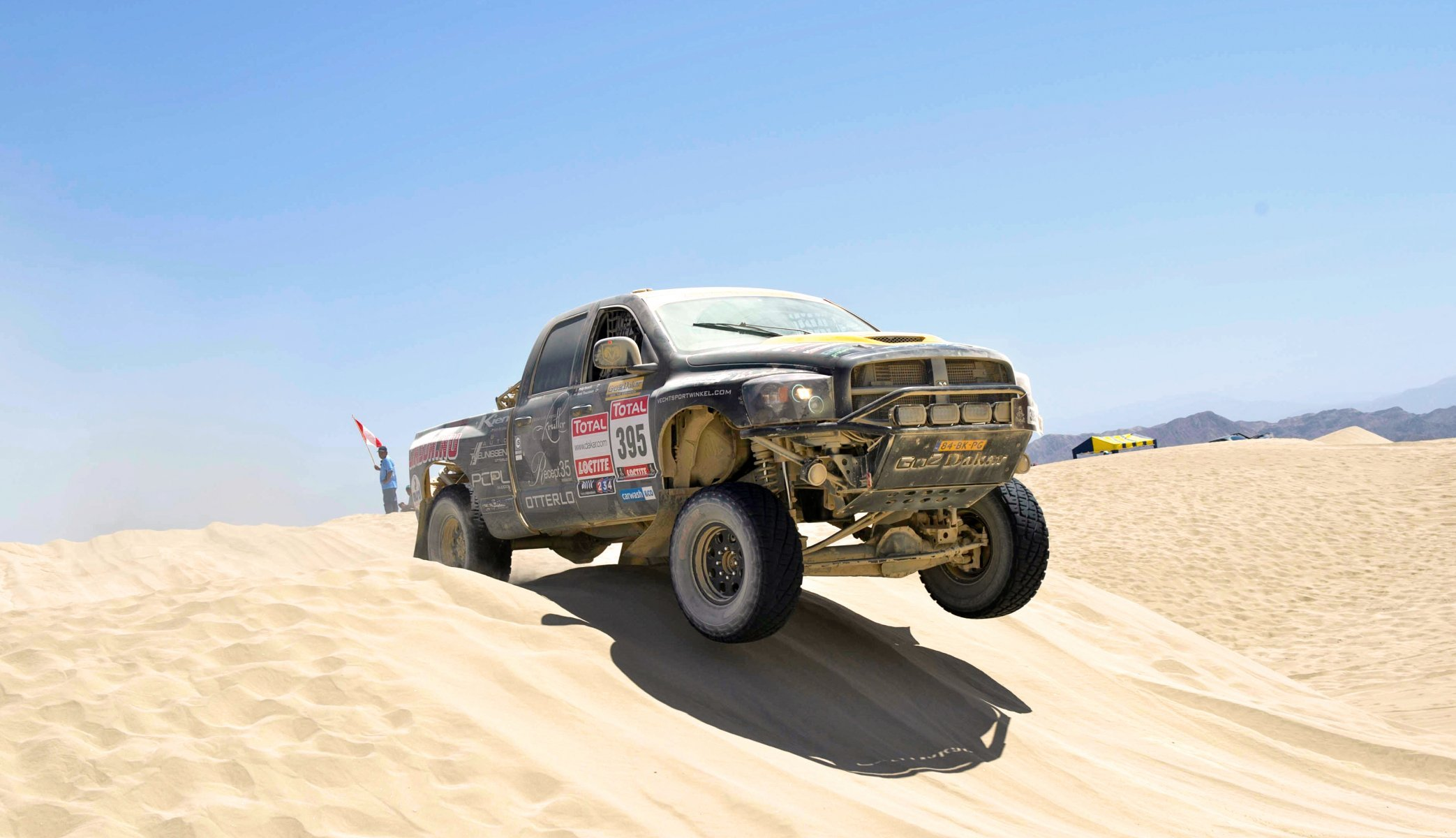 Jeep dakar photo - 7