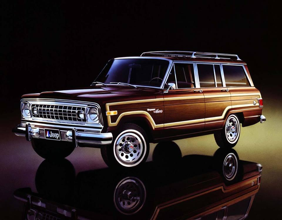 Jeep wagoneer photo - 9