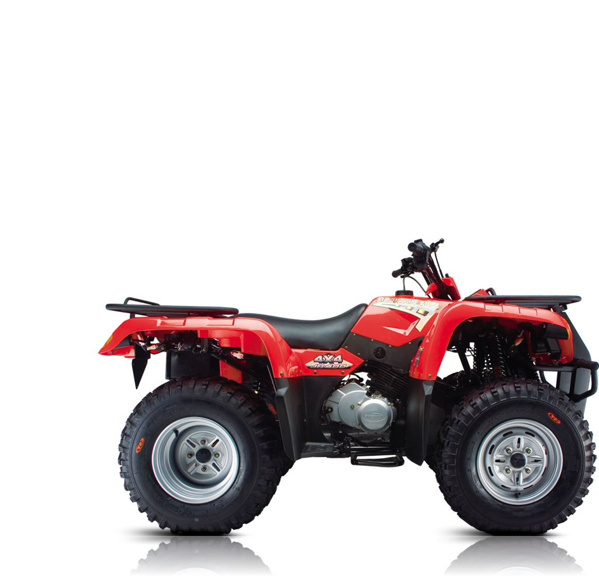 Jianshe js400atv photo - 1