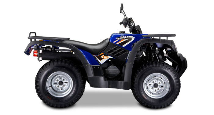 Jianshe js400atv photo - 2