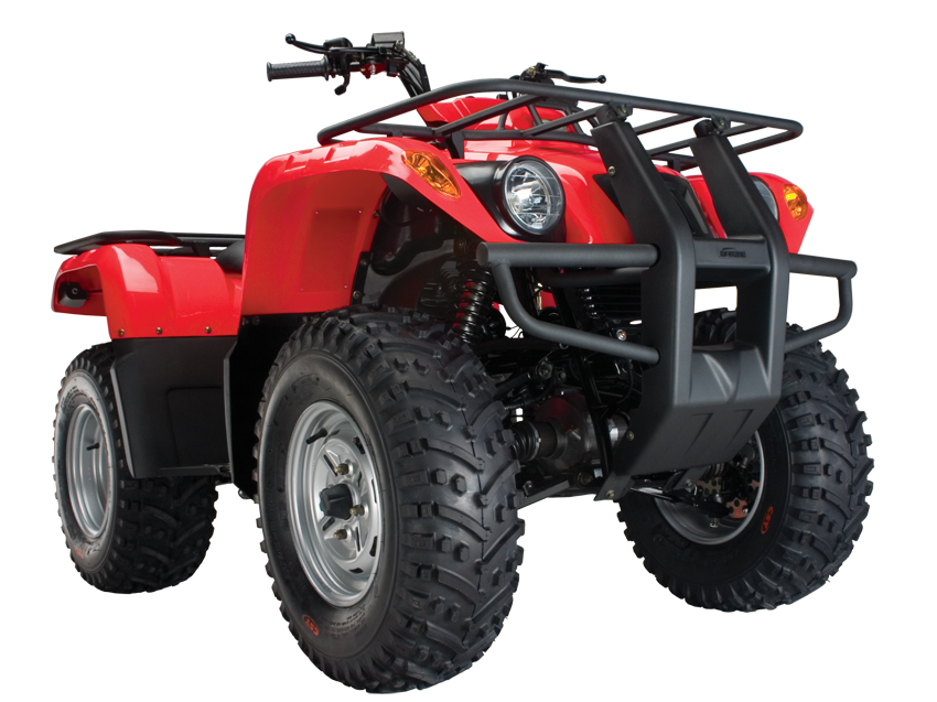 Jianshe js400atv photo - 3