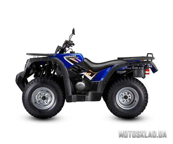 Jianshe js400atv photo - 5
