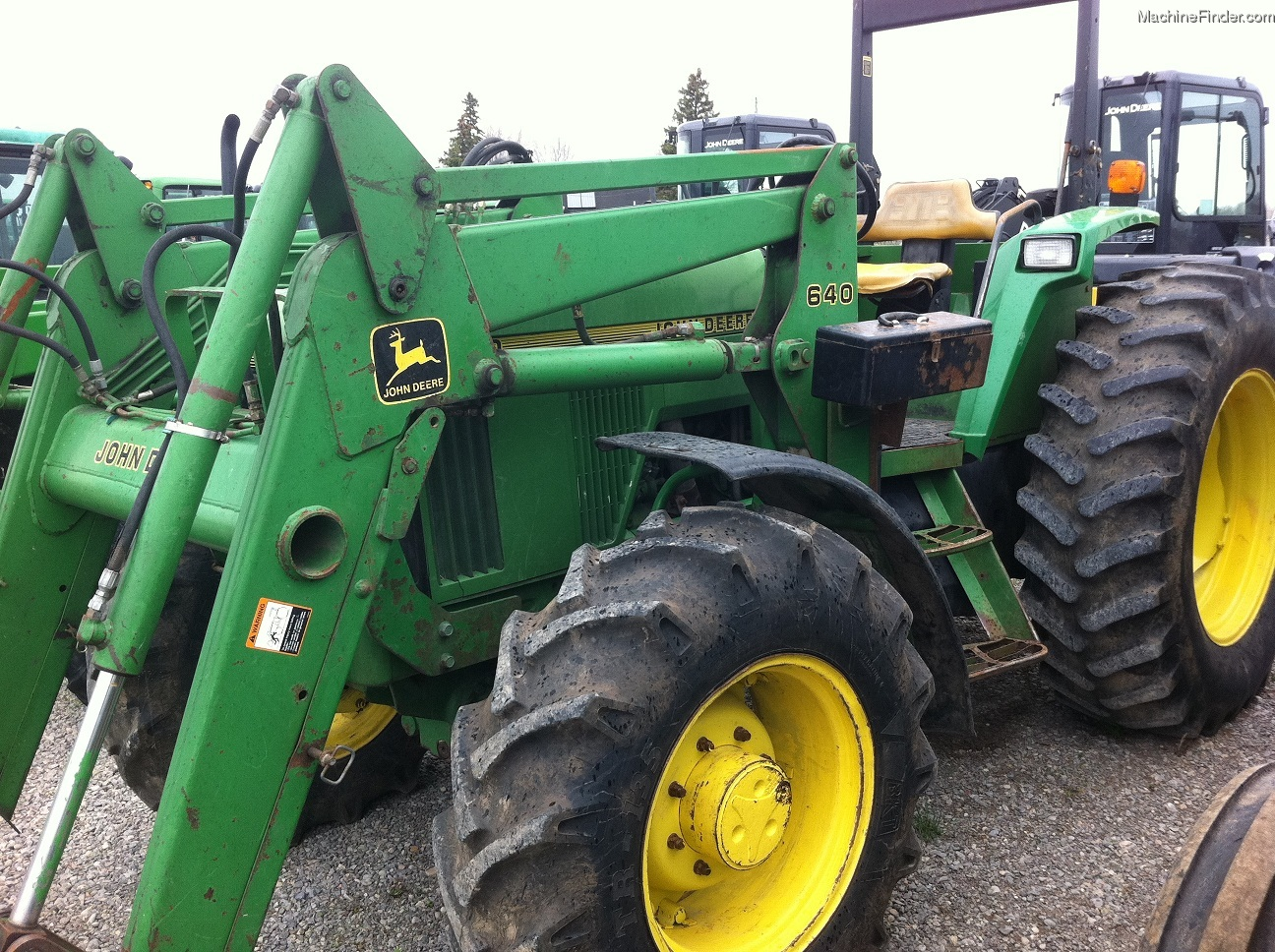 John Deere 6200 Photo And Video Review  Comments