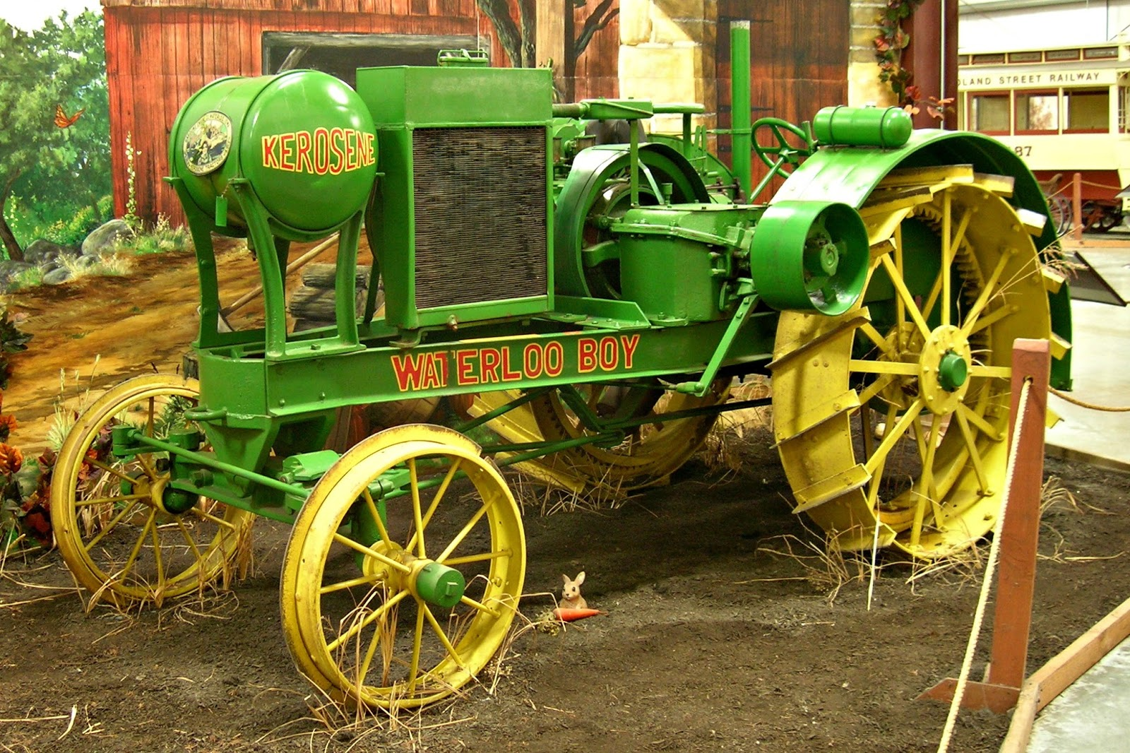 John deere waterloo photo - 1