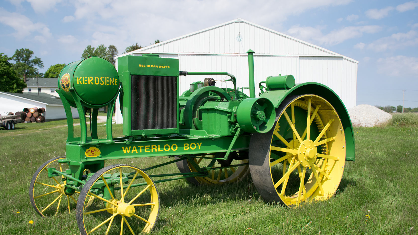 John deere waterloo photo - 4