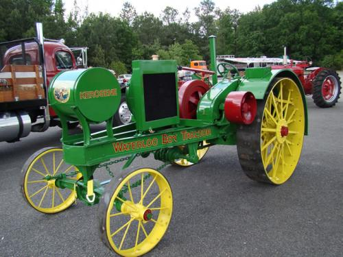 John deere waterloo photo - 5