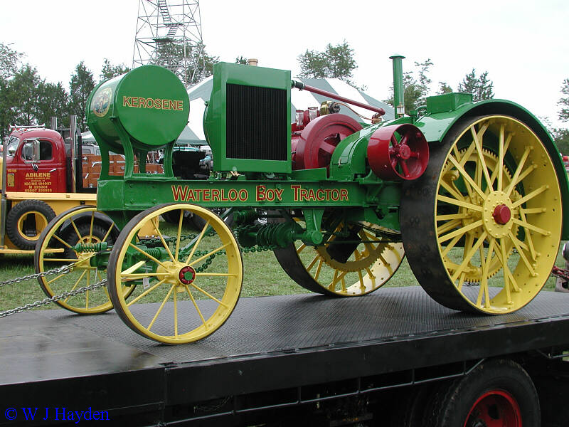 John deere waterloo photo - 6