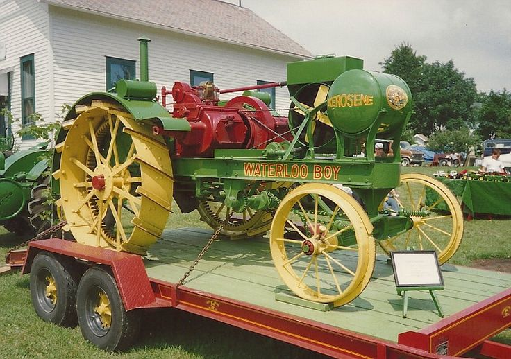 John deere waterloo photo - 9