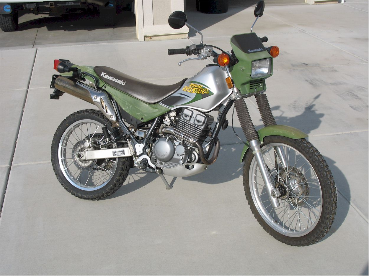 Kawasaki super photo - 7