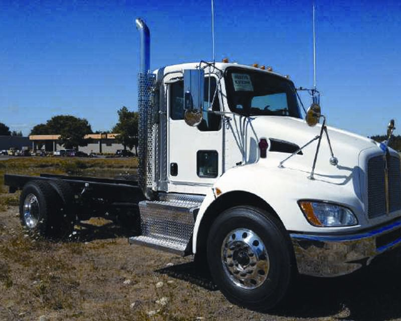 Kenworth t-300 photo - 2