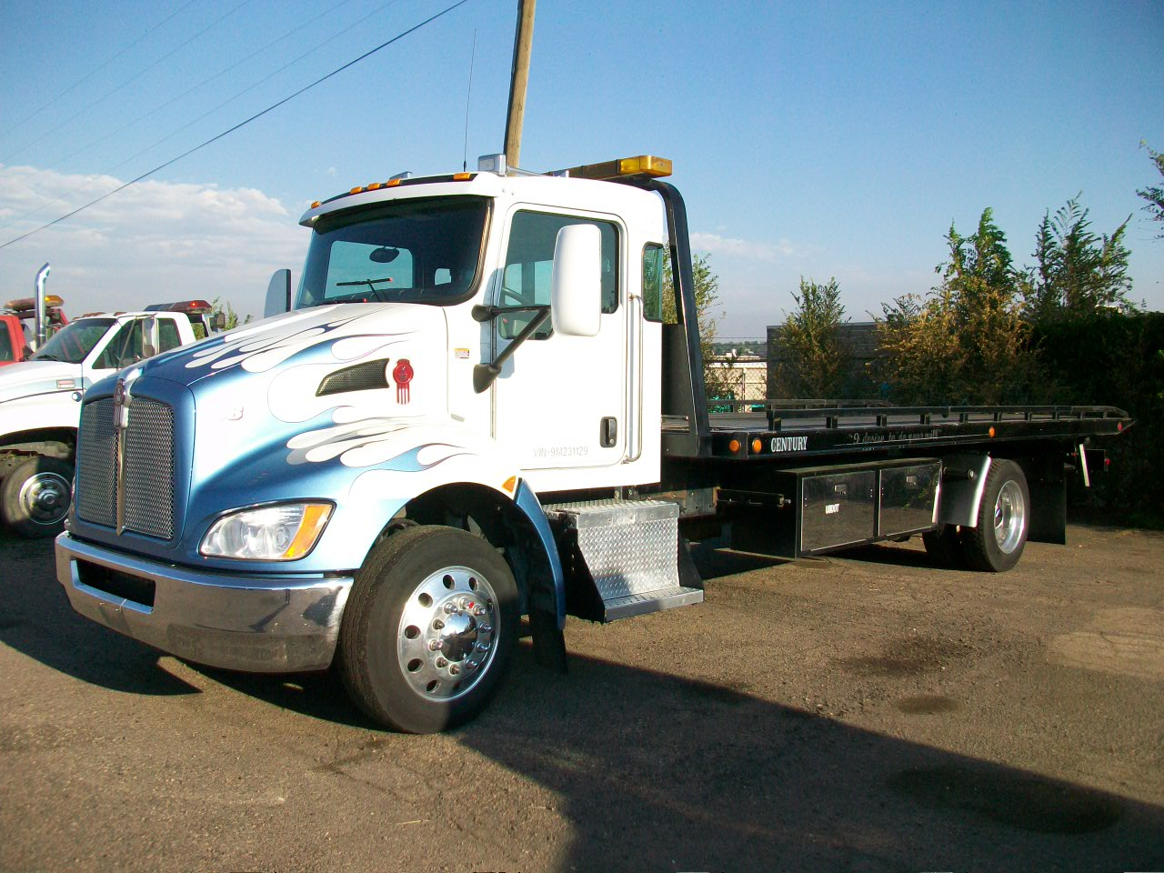 Kenworth t-300 photo - 7