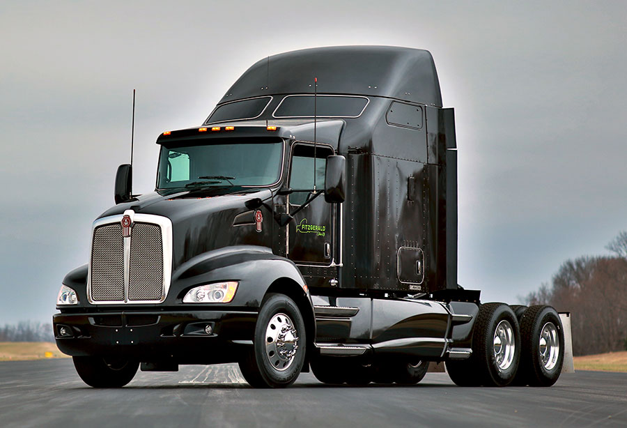 Kenworth t-660 photo - 10